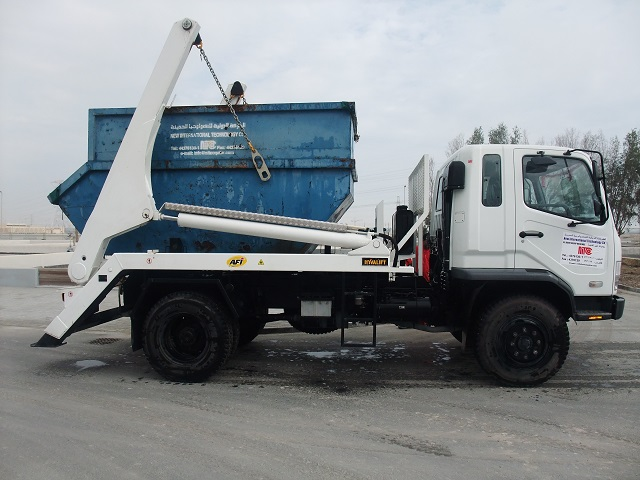 Sewage Collection company in qatar 9